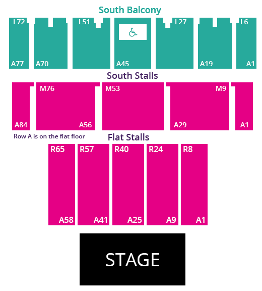 Brighton Centre - Theatre Style Seating Plan.png