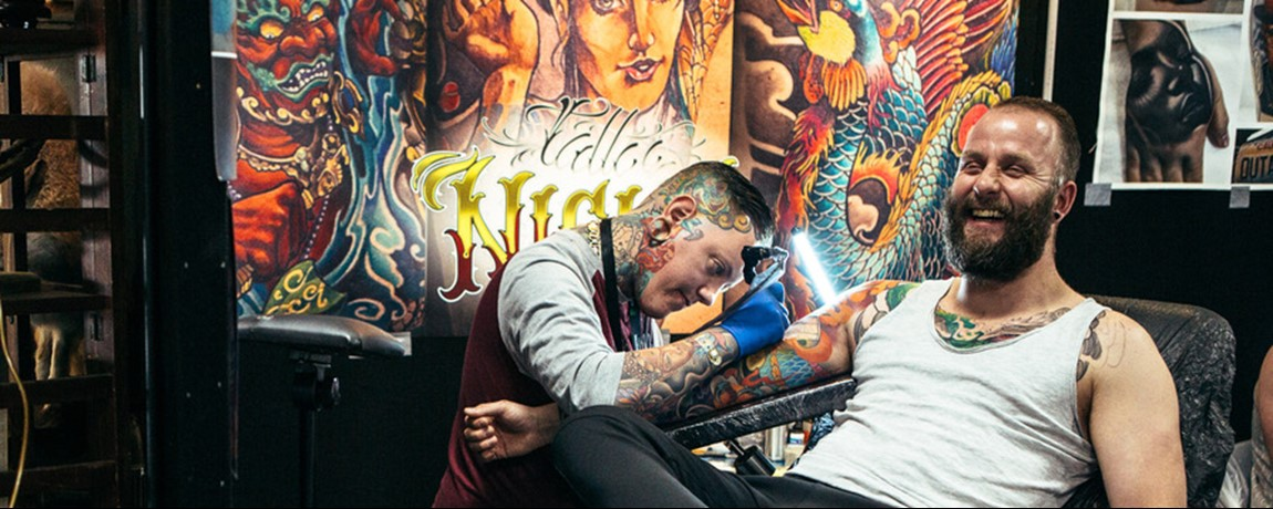 Brighton Tattoo Convention event image