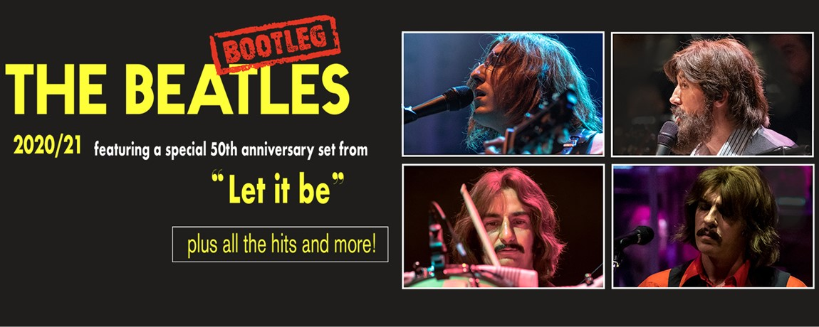 The Bootleg Beatles event image