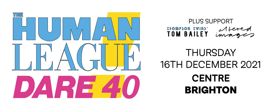 The Human League event image